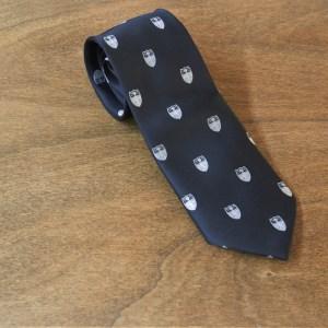 Cravatta fantasia fondo nero mod. 219
