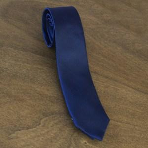 Cravatta fantasia fondo blu mod. 028