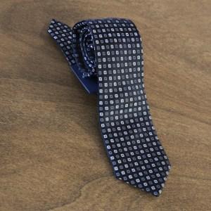 Cravatta fantasia fondo nero mod. 057