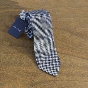 Cravatta fantasia fondo grigio mod. 062