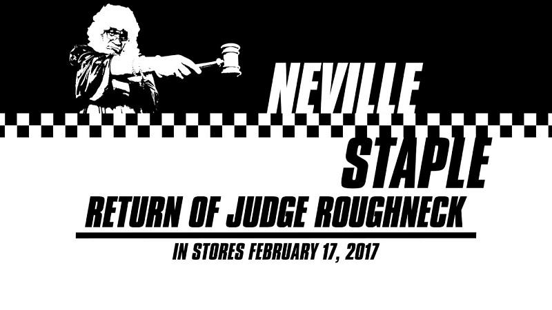 Return of Judge Roughneck, il nuovo disco di Neville Staple