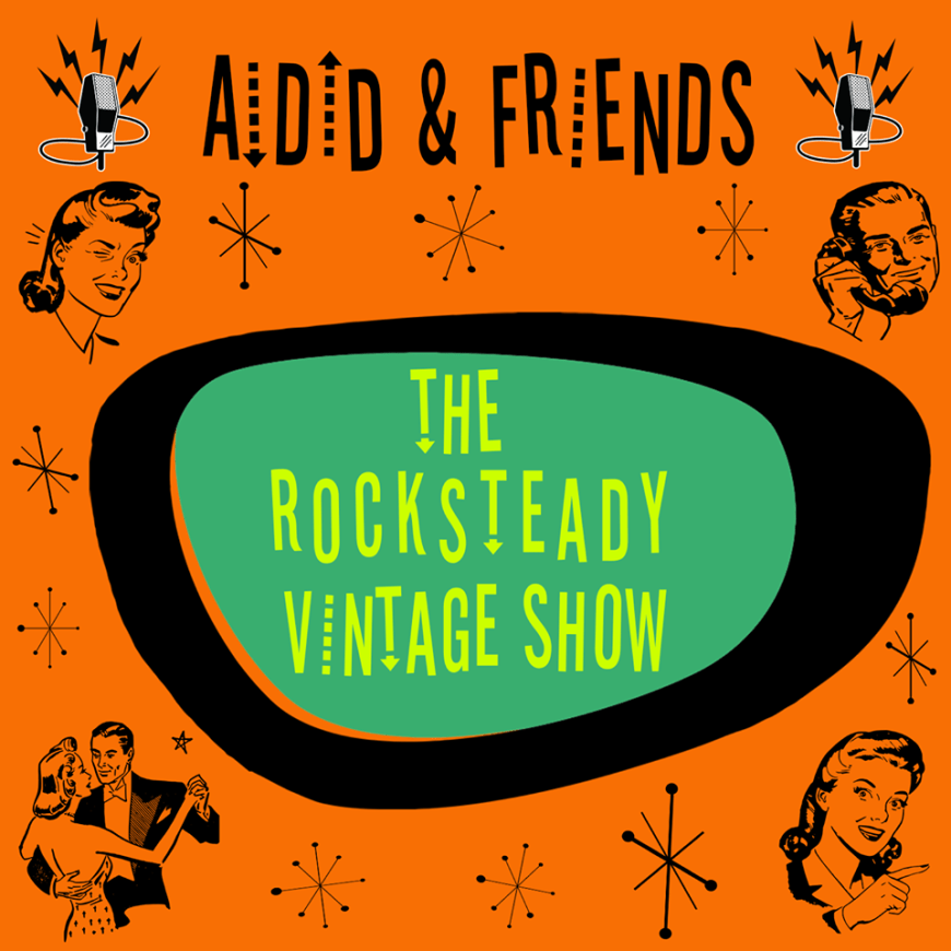 "Aidid & Friends la recensione di ""The Rocksteady Vintage Show"""