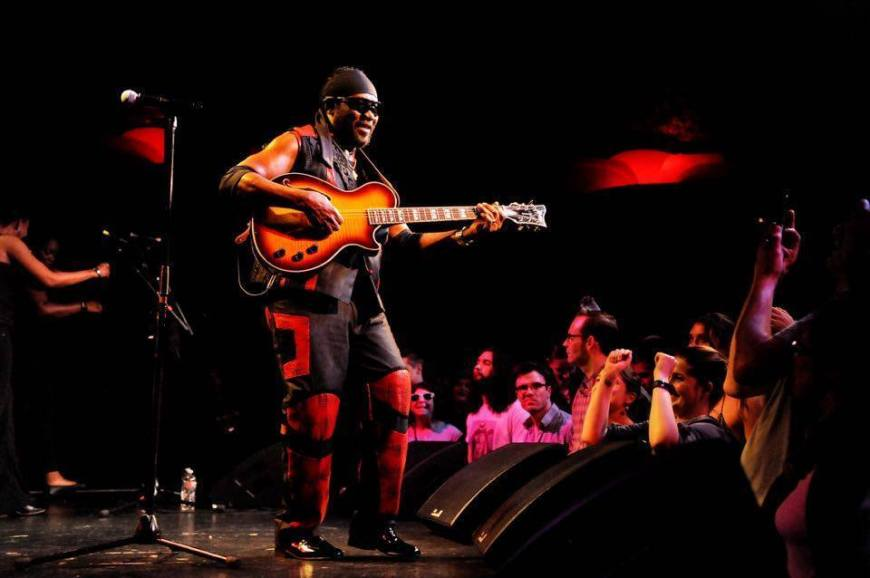 Live report: Toots and The Maytals @Rock Planet Club