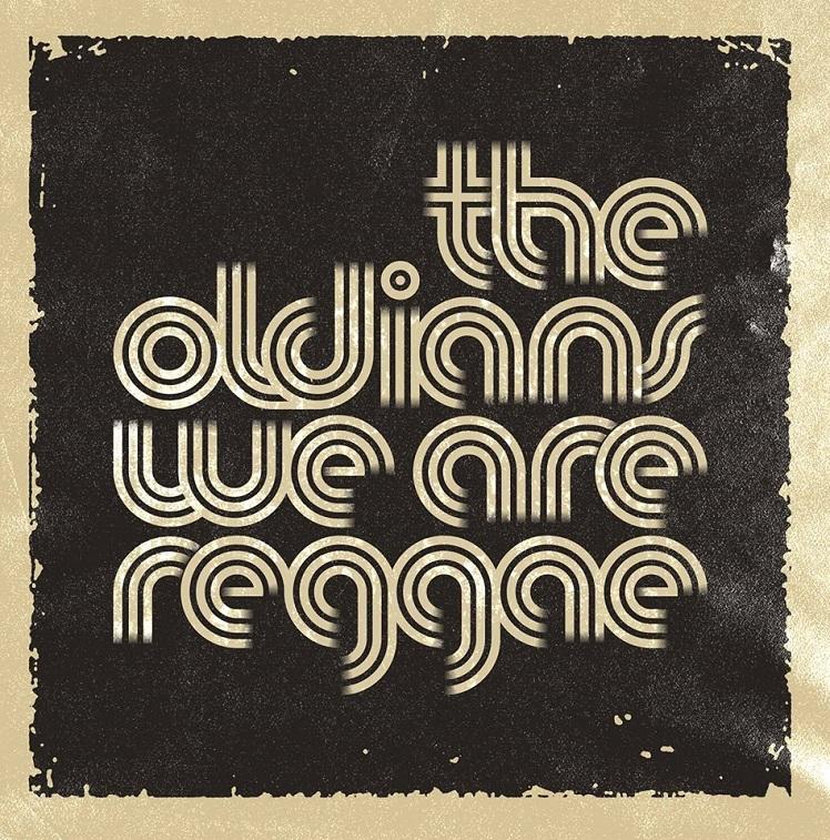 La copertina di We Are Reggae, album dei The Oldians uscito nel 2018