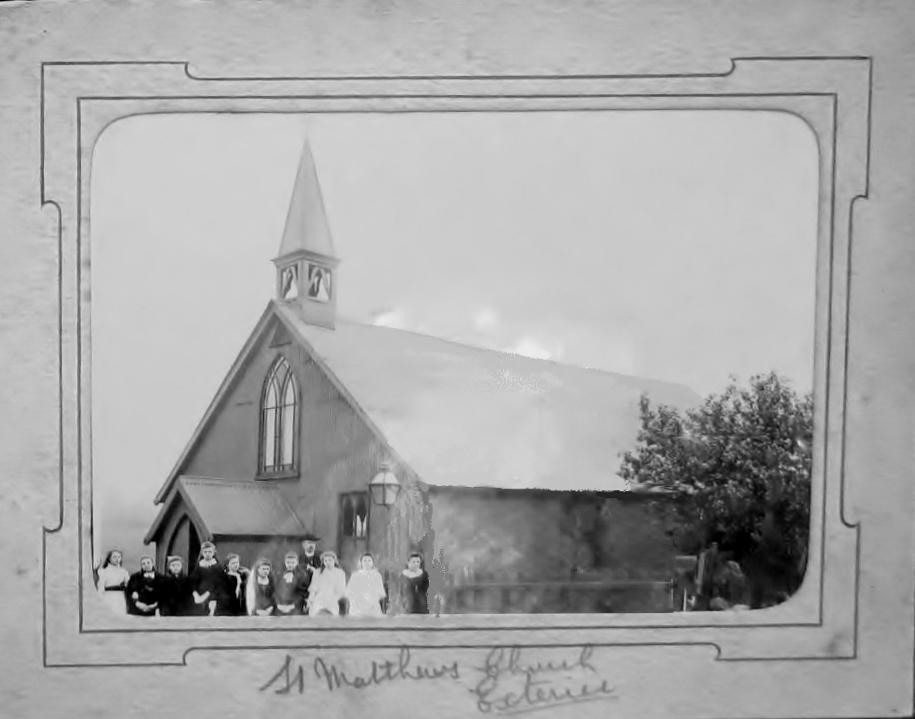 The Iron Church, Padiham