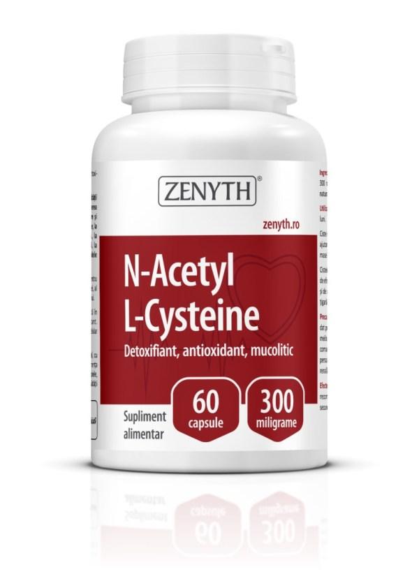 NAC ( Н-ацетил Л-цистеин)
