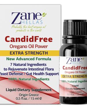 КандидФри - течна формула