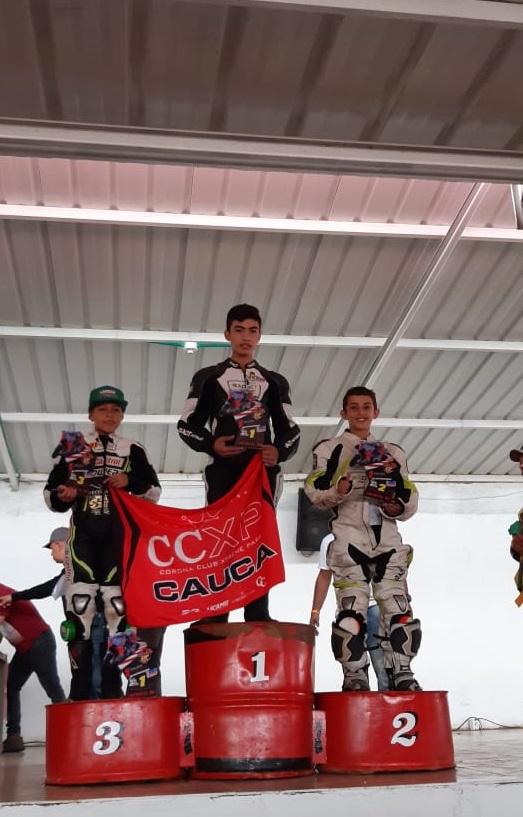 Brillante participación de motociclista huilense en Popayán 1 19 febrero, 2020