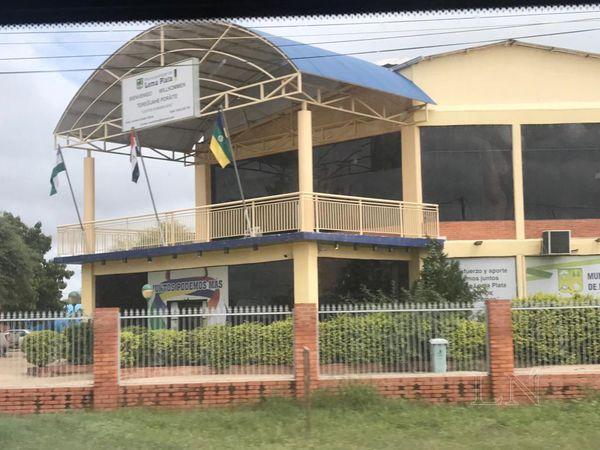 Municipalidad de Loma Plata.