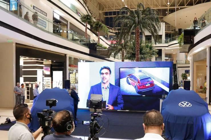 Pablo Di Si, Presidente y CEO de Volkswagen Latinoamérica. Foto: Gentileza.