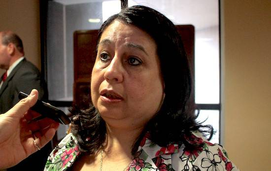 ESPERANZA MARTÍNEZ - Senadora por el FG
