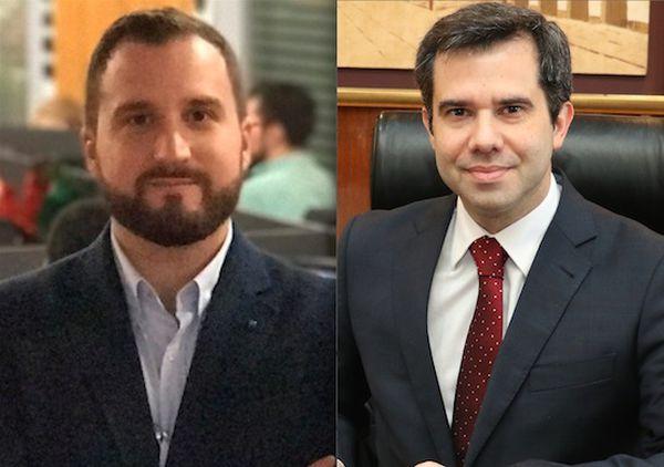 Federico Callizo y José Cantero.