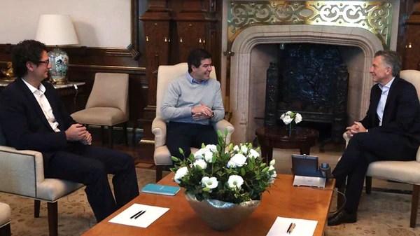 Ricatti reunió dos millones de dólares en Twitter y fue llamado por Macri para una reunión. Lo que no sabía el presidente es que el emprendedor ya tenía decidido venir al Paraguay. FOTO: BAENegocios.