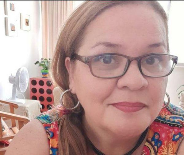 Stella García, trabajadora social y docente.