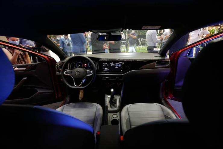 En el interior se destaca su terminación premium así como un aspecto sumamente tecnológico. Foto: CN.