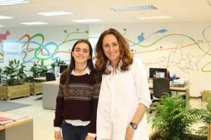 Olatz Perez (Durango Bhi) - Ana Díaz (Fundación Novia Salcedo)