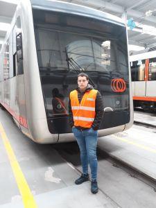 Aitor Bijuesca (Ibarrekolanda BHI) – Metro Bilbao