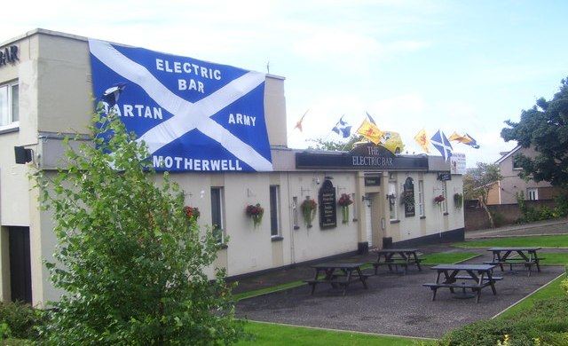The Electric Bar Motherwell