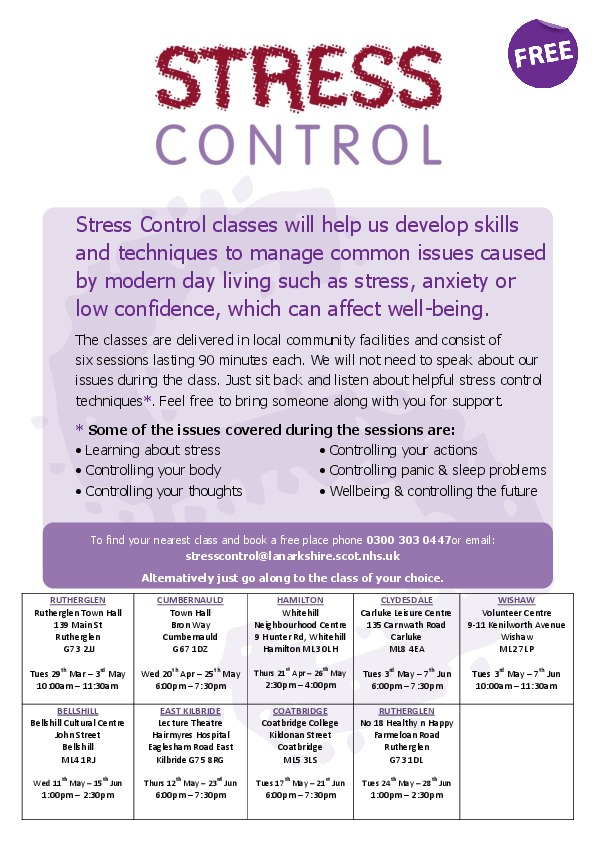 thumbnail of 2 Stress Control Poster for Classes March – June 2016
