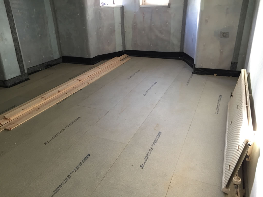 Basement Conversion - Lancashire Damp Proofing