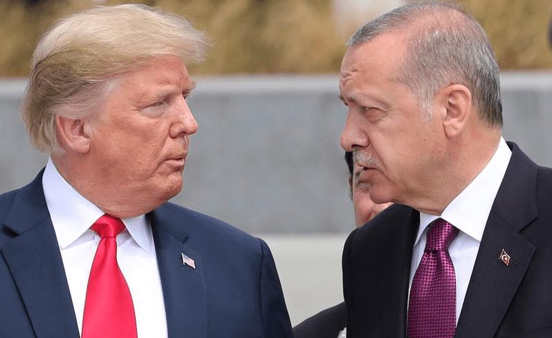 Turkey attacks Kurds after Trump strong armed by Erdoğan