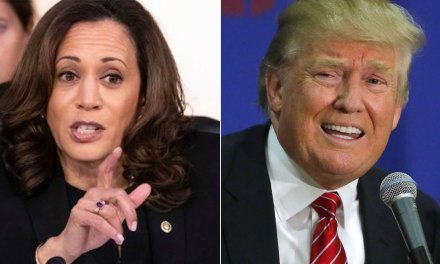 Kamala Harris claps back after Trump launches vile attack on her