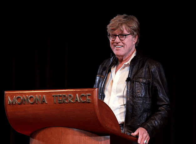 Robert Redford rips Trump's dictator-like administration in brilliant fashion