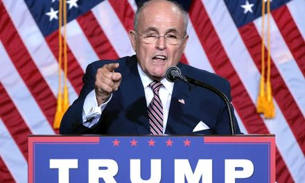Rudy Giuliani loses it after Fox News host urges Trump to throw him under the bus