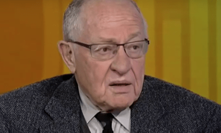 Dershowitz absurdly claims impeachment is a 'criminal' act