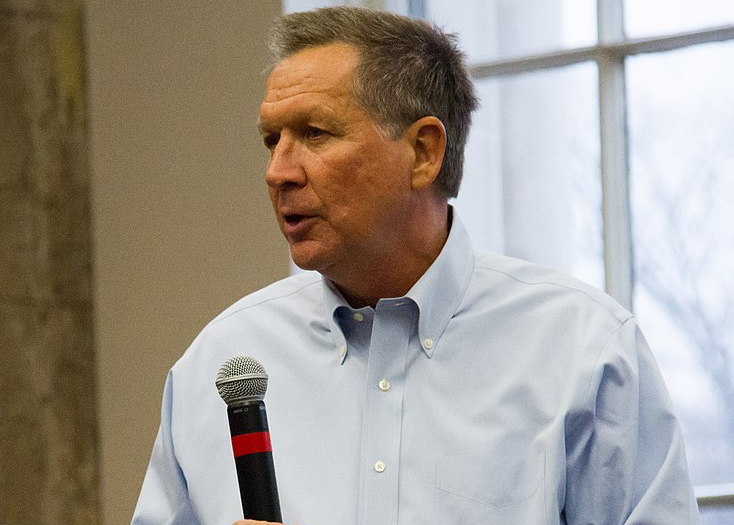 New conservative group attacks John Kasich as a 'liberal' for quoting Scripture correctly
