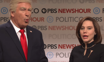 SNL's Trump gets owned by Pelosi in final cold open of 2019