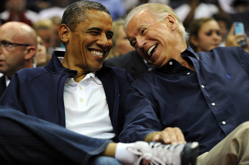 Biden says he'll nominate Obama to the Supreme Court if he wins in 2020