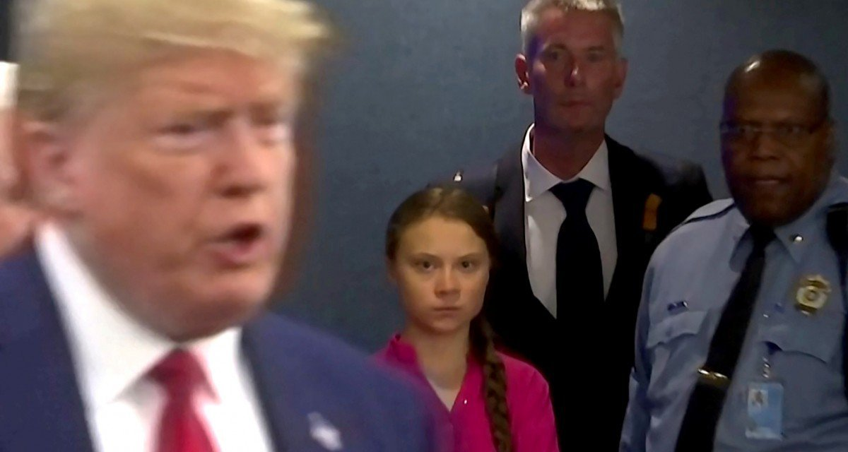 Trump supporters pitch an online hissy fit after climate activist Greta Thunberg is named Time Person of the Year