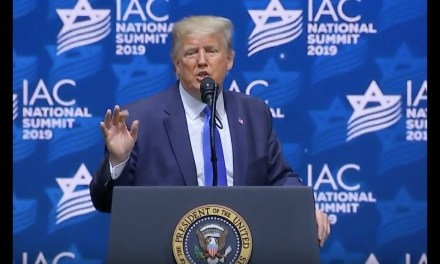 Jewish groups denounce Trump for 'vile and bigoted' speech filled with anti-Semitic language