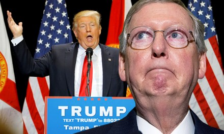 McConnell and Trump go full hypocrite in statements after Senate acquittal