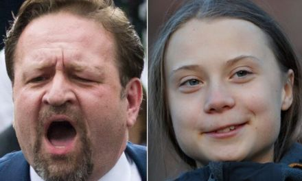 Former Trump aide Seb Gorka gets shredded online for 'pervy' comment about Greta Thunberg