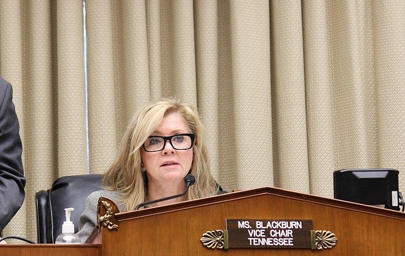 Marsha Blackburn hammered by former ambassador for questioning patriotism of Iraq War vet