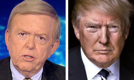 Fawning Fox host Lou Dobbs claims 'most mortals' can't do what Trump has done as POTUS