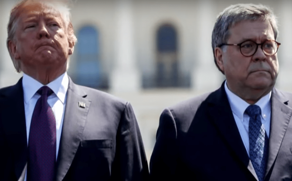 REPORT: Bill Barr warned Trump that abuse of power is an impeachable offense