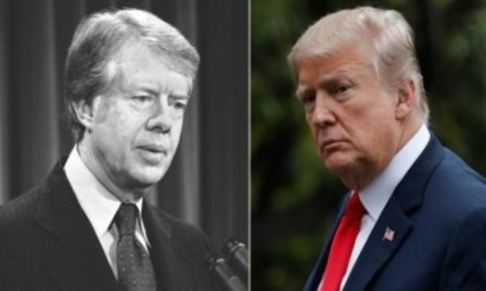 Economic growth under Trump is slower than Jimmy Carter's 'Year of Malaise' in 1979