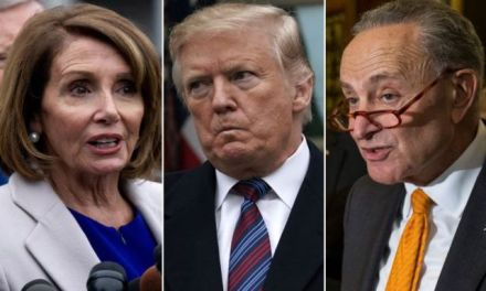 Donald Trump is now retweeting a meme that depicts Pelosi and Schumer as Muslims