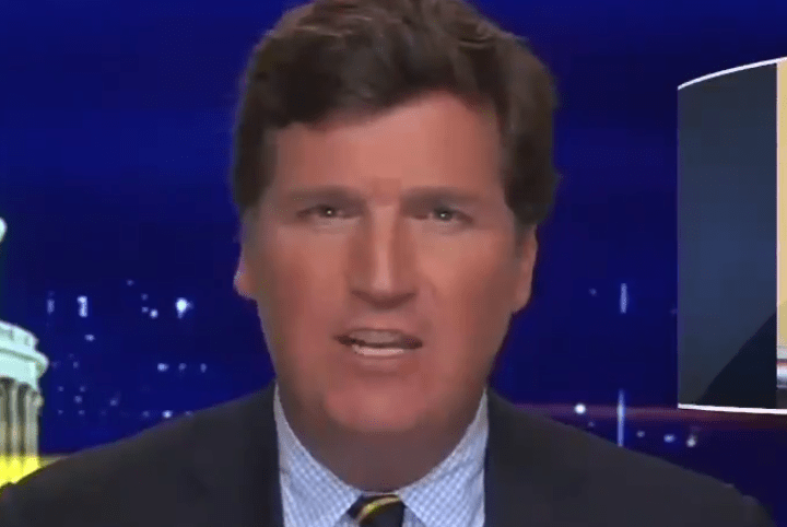 Tucker Carlson starts persecution campaign against Roger Stone jury foreman
