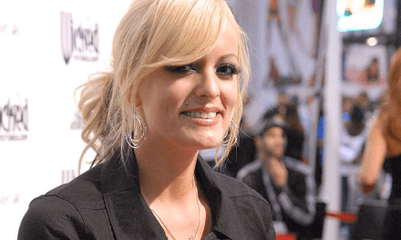 Stormy Daniels takes aim at 'tiny' Trump to promote voter registration drive