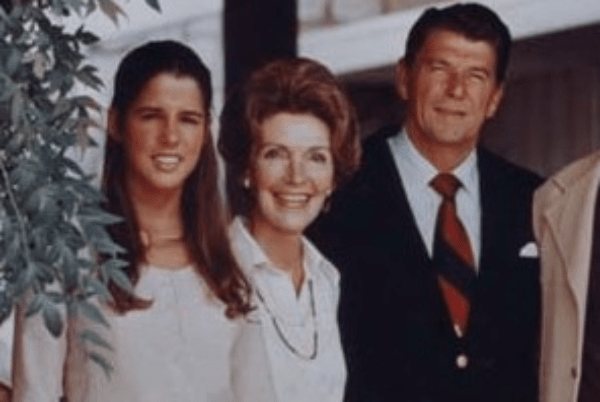 Reagan's daughter calls out Trump for being a dictator instead of president