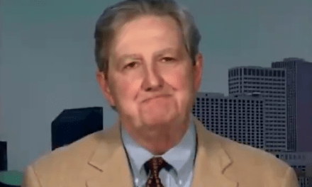 GOP Sen. Kennedy whines about former DOJ officials demanding Barr's resignation