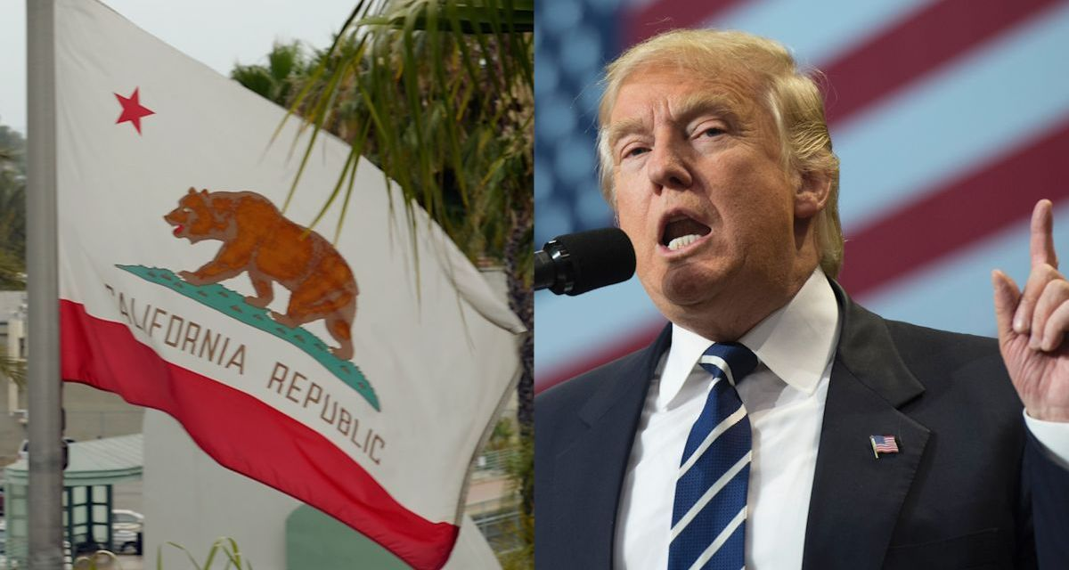 Trump aide gets hit with a giant dose of internet karma after calling California 'occupied territory'