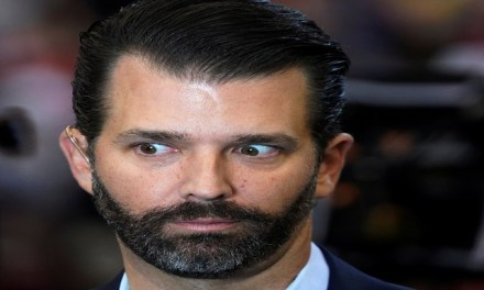 Donald Trump Jr. claims CNN has 'done more damage' to U.S. elections than Russia