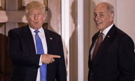 Enraged Trump claims he fired John Kelly because he couldn't 'keep his mouth shut'