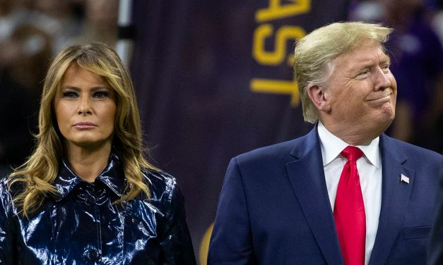 Twitter takes Melania to the woodshed for bragging about 'Be Best' in wake of Capitol insurrection