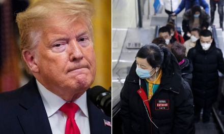 White House afraid growing coronavirus outbreak could doom Trump's reelection chances